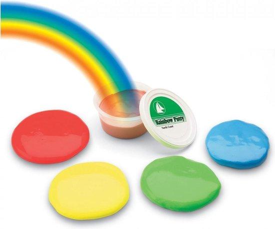 Putty Rainbow firm 57 gram