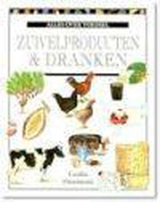 Cover van het boek 'Zuivelproducten & dranken / druk 1'
