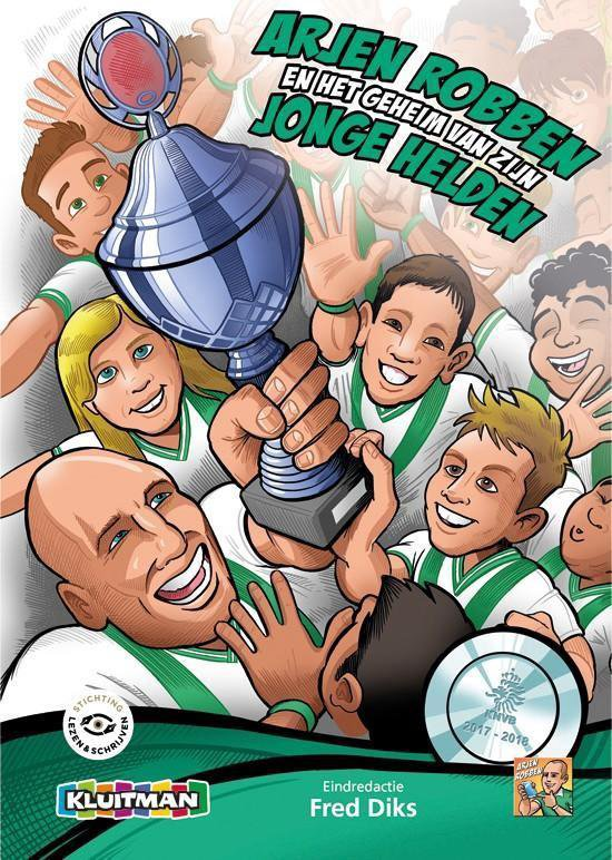 Arjen Robben en het geheim van zijn jonge helden - none  