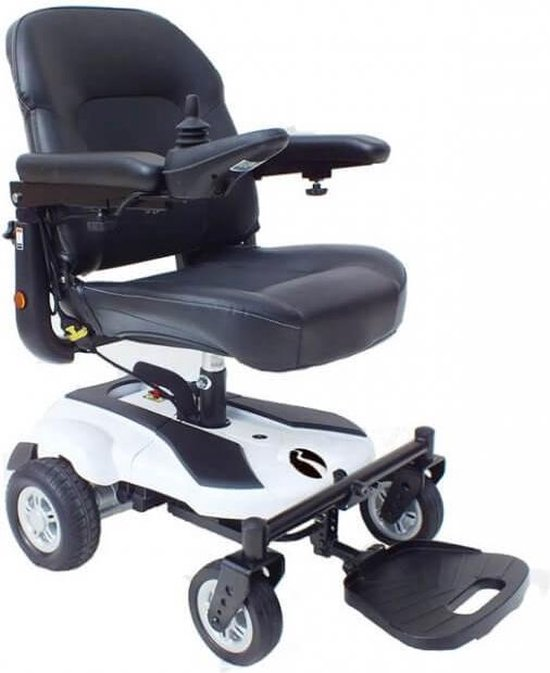 Elektrische rolstoel San Fransisco (Opvouwbaar)