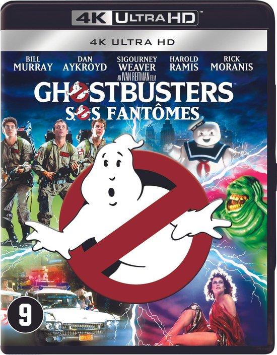 Ghostbusters (4K Ultra HD Blu-ray)