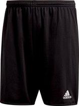 Adidas Parma 16 Short (Met Binnenslip) - Zwart / Wit | Maat: M