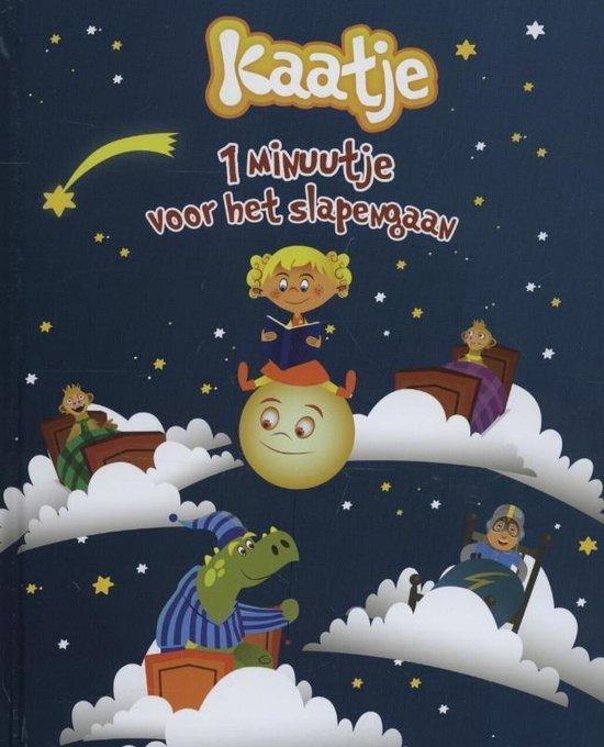 Cover van het boek '1 minuutje voor het slapengaan' van Hetty van Aar