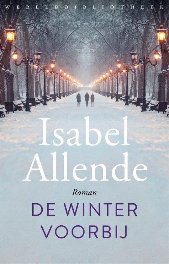 Boek cover De winter voorbij van Isabel Allende (Paperback)
