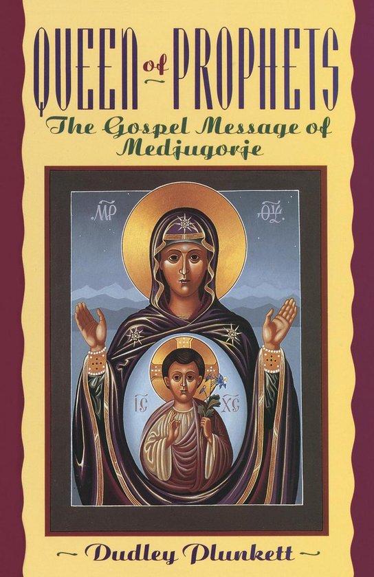 Omslag van Queen of Prophets