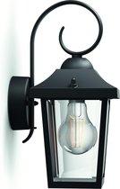 Philips Buzzard Wandlamp - Zwart