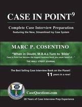 Boek cover Case in Point 9 van Marc P. Cosentino (Paperback)