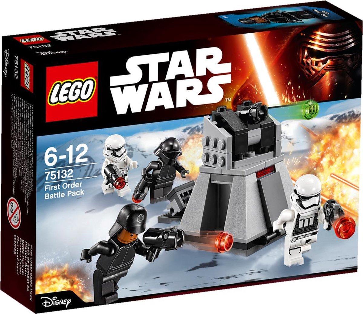LEGO Star Wars First Order Battle Pack - 75132
