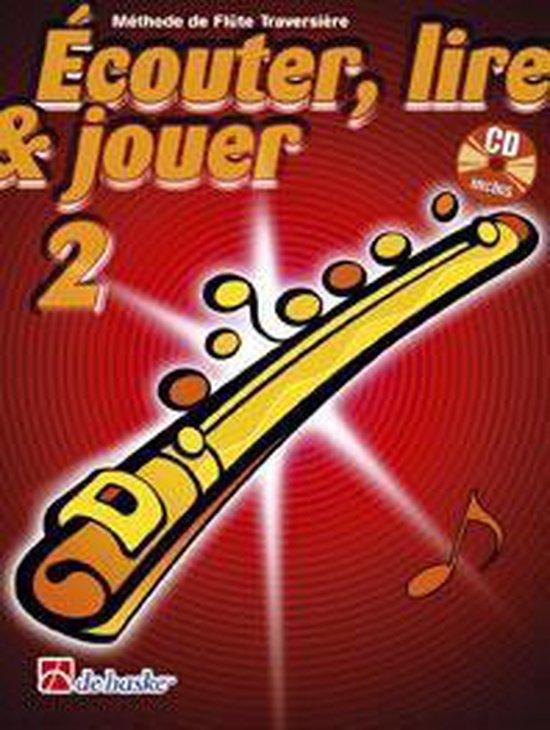 Couter Lire Jouer 2 Flte Traversire - M. Oldenkamp |