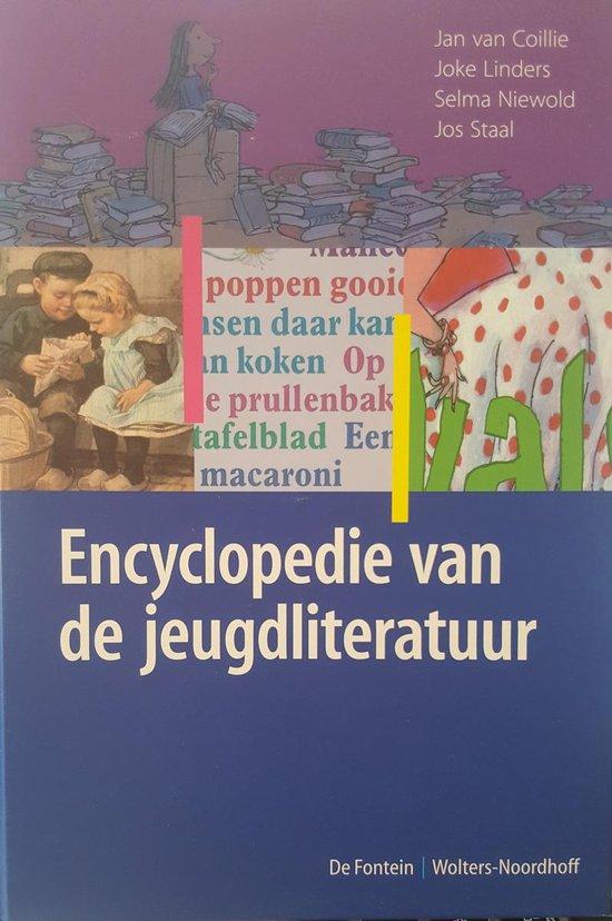 Encyclopedie Van De Jeugdliteratuur - J. van Coillie pdf epub