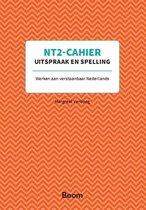 Boek cover NT2-Cahiers  -   Uitspraak en spelling van Margreet Verboog (Paperback)