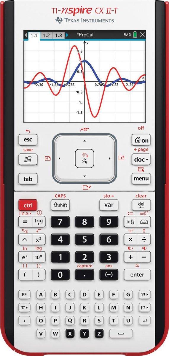 Texas Instruments-Nspire CX II-T