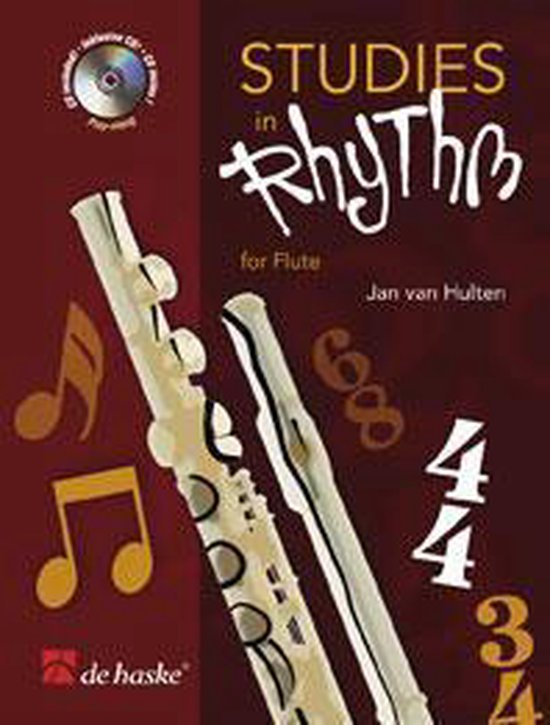 Studies in Rhythm - J.W.A. van Hulten |