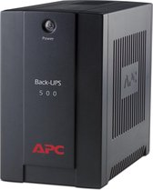 APC Back-UPS 500VA noodstroomvoeding 3x C13 aansluiting