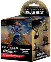 Dungeons and Dragons Icons of the Realms - Waterdeep Dragon Heist booster