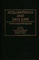 Acquaintance and Date Rape