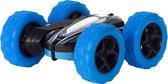Wonky Cars - Stunt Car - 360° - RC - RC Auto - Bestuurbare Auto - Radiografische Auto - Blauw