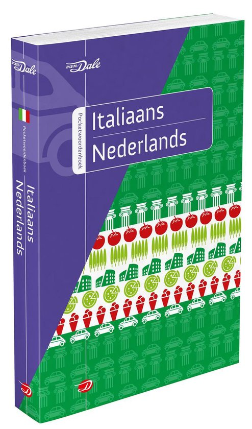 Van Dale pocketwoordenboek - Van Dale pocketwoordenboek Italiaans-Nederlands - Vincenzo Lo Cascio | Readingchampions.org.uk