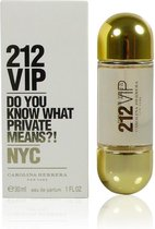 Carolina Herrera 212 Herrera VIP for women - 30 ml - Eau de parfum
