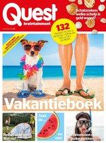 Quest - Vakantieboek 2018