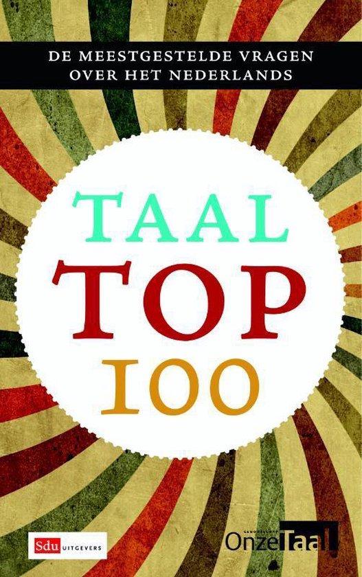 Taal top 100 - Genootschap Onze Taal |
