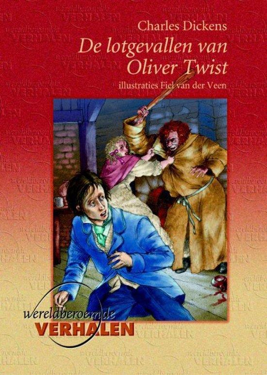 Wereldberoemde verhalen - De lotgevallen van Oliver Twist - Charles Dickens |
