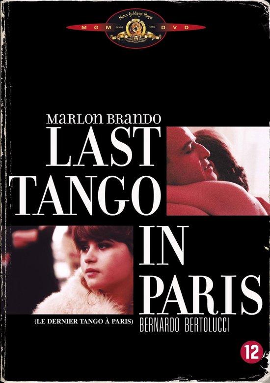 Cover van de film 'Last Tango In Paris'