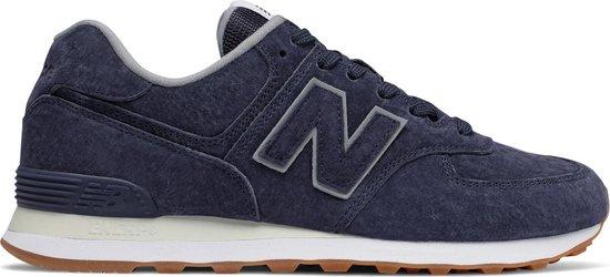 New Balance 574 Classics Sneakers - Maat 45 - Mannen - donker blauw