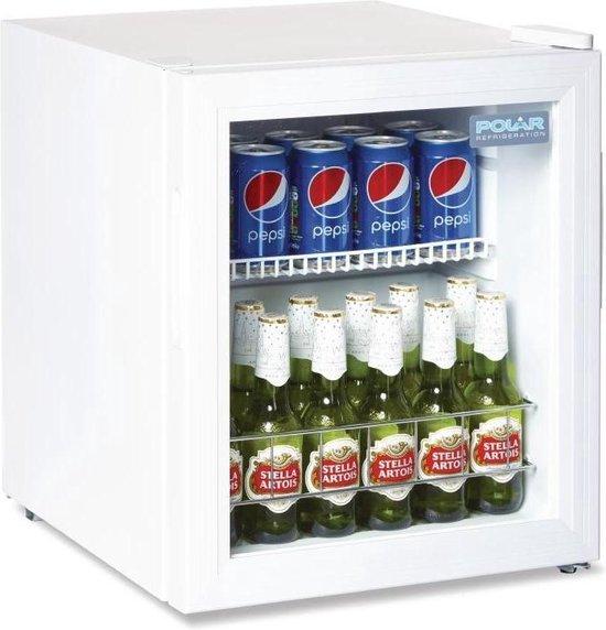 Koelkast: Polar tafelmodel display koeling 46ltr, van het merk Polar Refrigeration