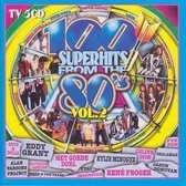 100 Superhits From The 80's Vol. 2 (5 CD's)