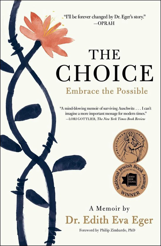 Boek cover The Choice van edith eger (Onbekend)