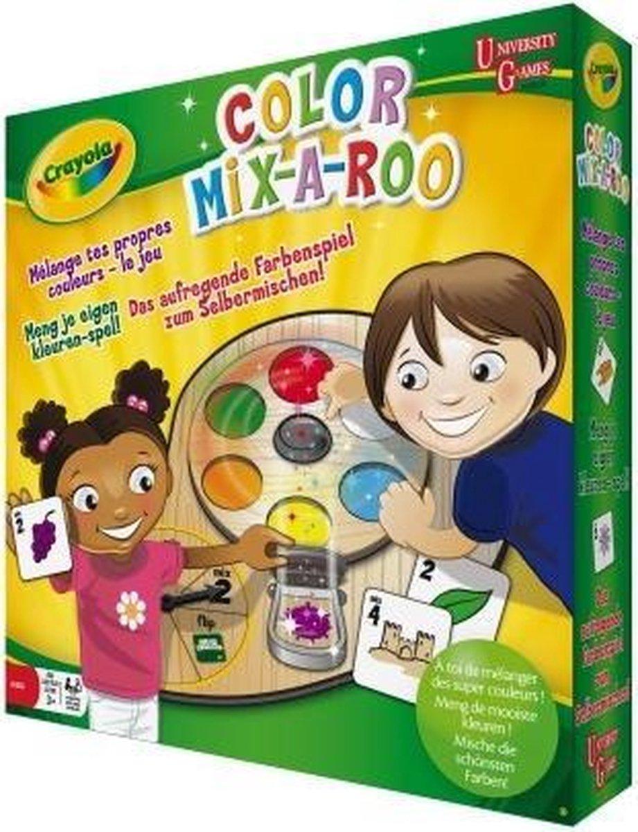 Crayola Color Mix-A-Roo