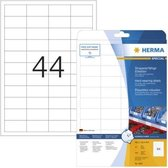 HERMA 4581 Wit Zelfklevend printerlabel printeretiket