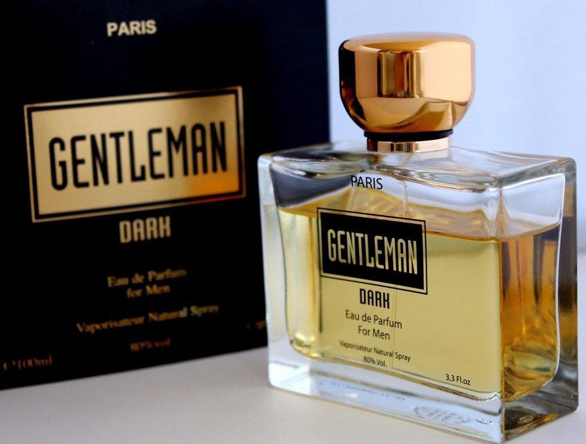 De Gentleman Dark heren parfum