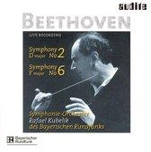 L. V. Beethoven: Symphony No. 2 & No. 6 ('Pastoral
