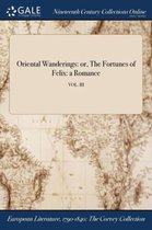 Oriental Wanderings: Or, the Fortunes of Felix: a Romance; Vol. III