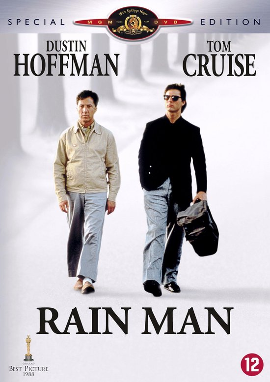 Cover van de film 'Rain Man'