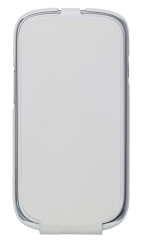Anymode Cradle Case voor de Samsung Galaxy S3 Mini - Wit
