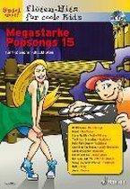 Megastarke Popsongs, Band 15.
