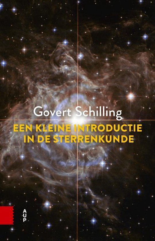 Een kleine introductie in de sterrenkunde - Govert Schilling  