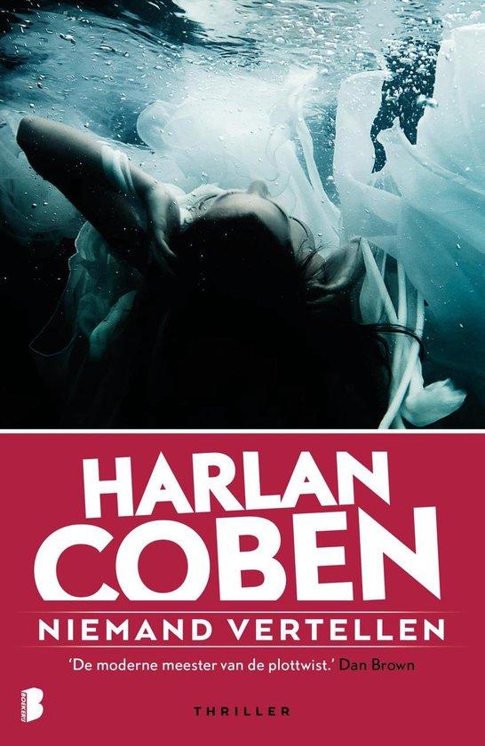 Boek cover Niemand vertellen van Harlan Coben (Onbekend)