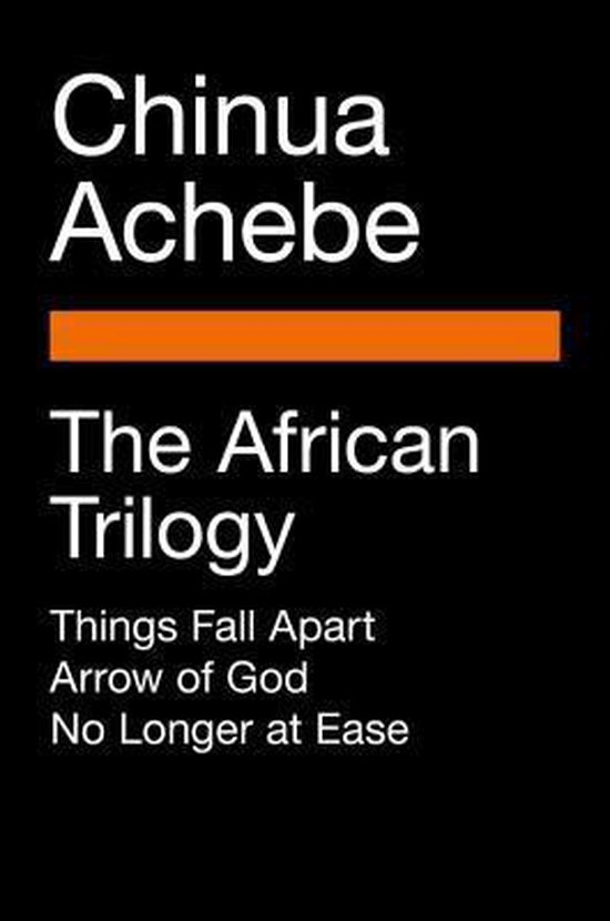 Boek cover The African Trilogy van Chinua Achebe (Paperback)