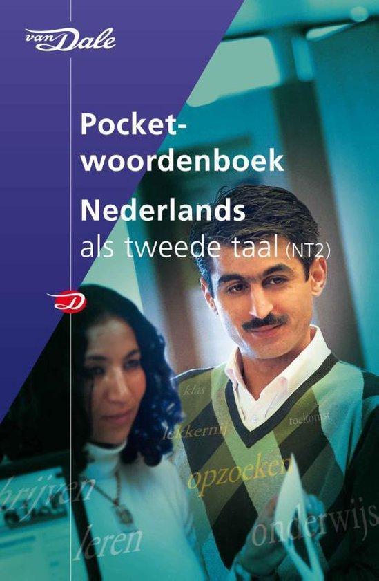 Boek cover Van dale pocketwoordenboek Nederlands als tweede taal (nt2) van M. Verburg (Paperback)