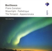"Beethoven: Piano Sonatas ""Moonlight"", ""Pathetique"" etc / Maria-Joao Pires"