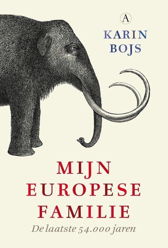 Mijn Europese familie - Karin Bojs |