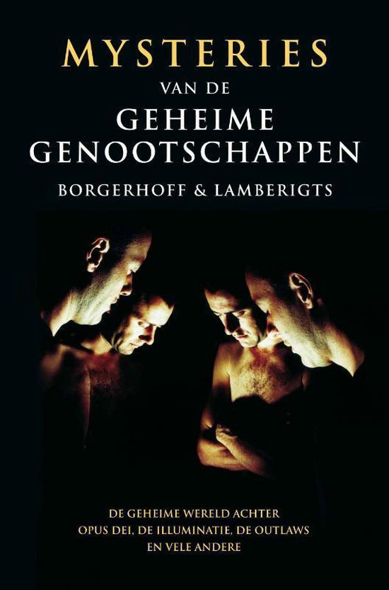 Mysteries van de geheime genootschappen - Steven Borgerhoff |