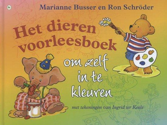 Het dieren voorleesboek - Marianne Busser  