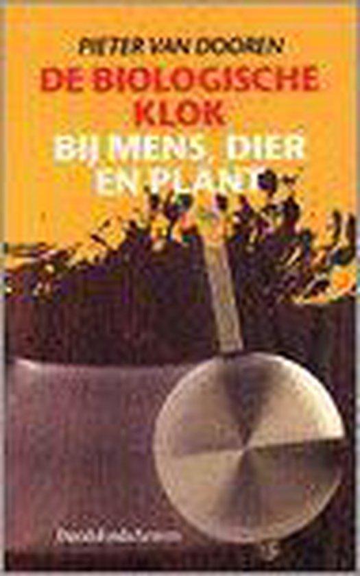 Actueelreeks 29 - De biologische klok bij mens, dier en plant - P. van Dooren   Fthsonline.com