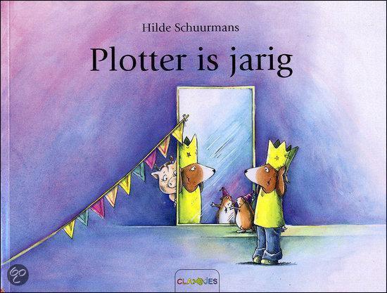 Clavisje - Plotter is jarig - Hilde Schuurmans |