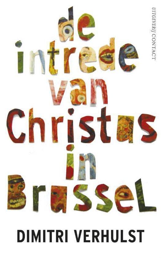 De intrede van Christus in Brussel PB - Dimitri Verhulst |